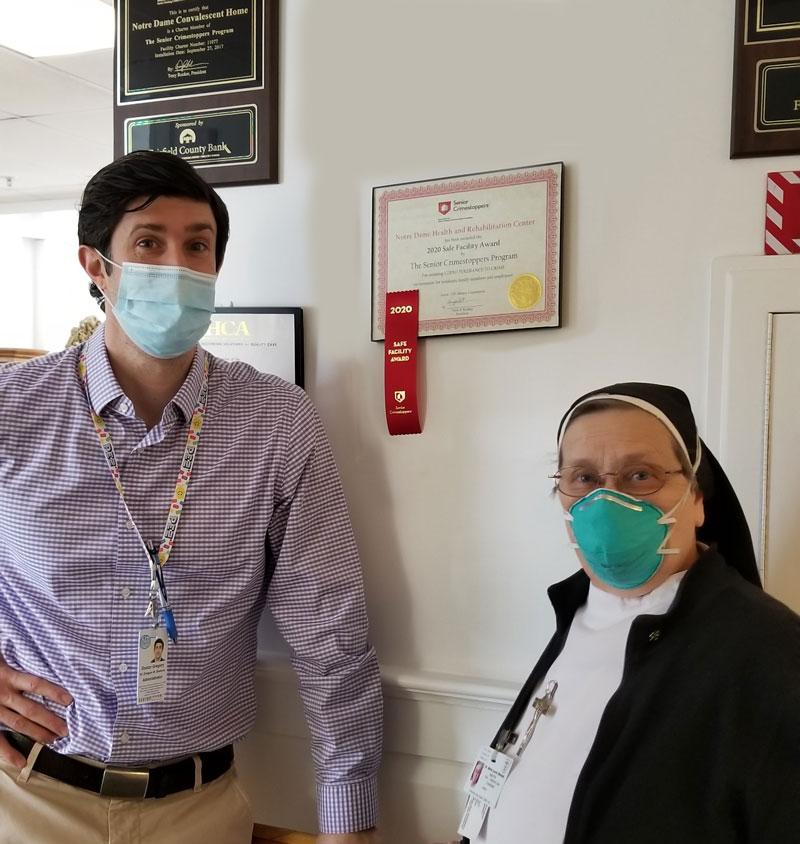 Crime-Stoppers Notre Dame Rehab Nursing Home Norwalk, CT